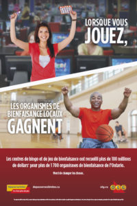 Charity Poster FRENCH for Delta Charity Section