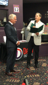 PARLIAMENT OF CANADA RECOGNIZES DELTA BINGO & GAMING FOR 50 YEARS OF BUSINESS