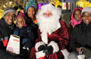 Delta Pickering partners with Ajax Optimist Club to bring Christmas cheer