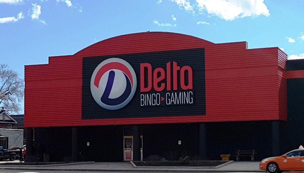 St Clair Delta Bingo