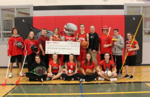 $40,000 for Sudbury highschool sports program