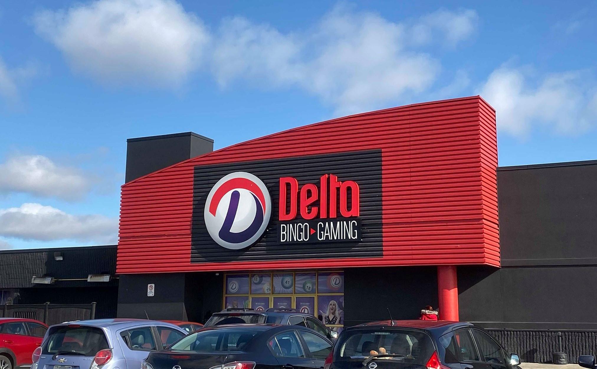 Delta Bingo Pickering