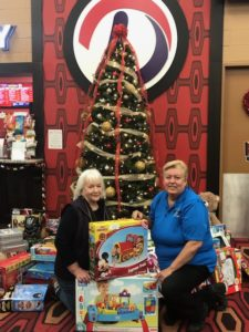 Funds Support Food & Toy Drive