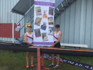 Delta St. Catharines Supports Ridley Graduate Boat Club