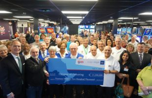 Delta Pickering Celebrates $13.2 Million Milestone for Charitable Gaming