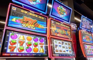 Delta Bingo Vegas-style machines